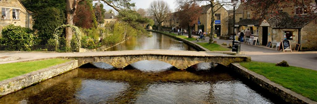 Moreton in the Marsh & Bourton on the Water