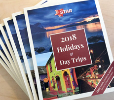 Holidays 2018 brochure