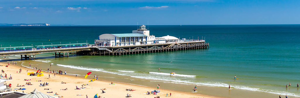 BOURNEMOUTH - Beauty By The Sea