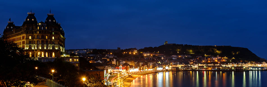 SCARBOROUGH - Queen of the Yorkshire Coast