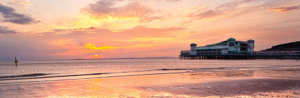 WESTON-SUPER-MARE - Splendid Somerset
